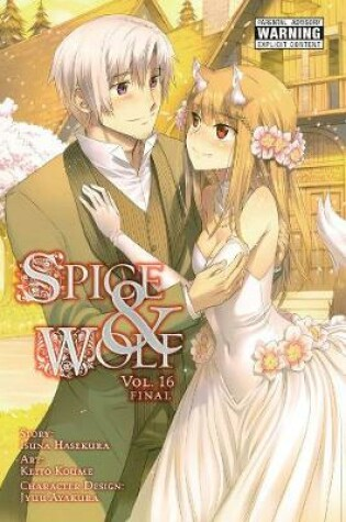 Cover of Spice and Wolf, Vol. 16 (manga)