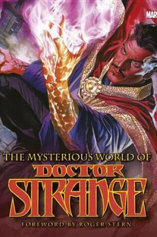 Cover of The Mysterious World of Doctor Strange