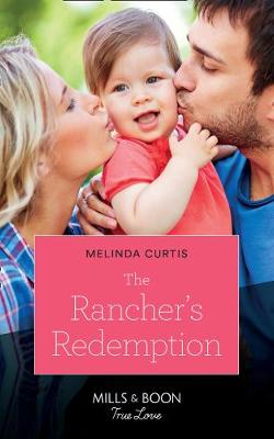 Cover of The Rancher's Redemption