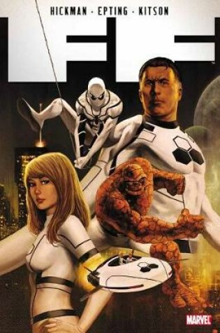 Cover of Ff By Jonathan Hickman Vol. 1