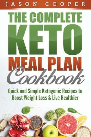 Cover of Keto Meal Plan