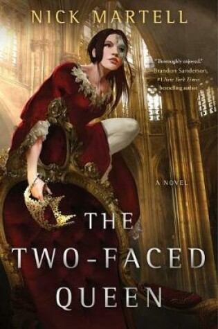 Cover of The Two-Faced Queen