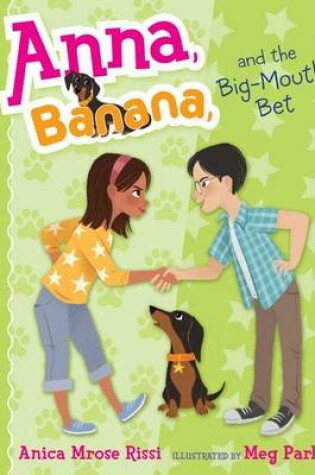Cover of Anna, Banana, and the Big-Mouth Bet