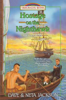 Cover of Hostage on the Nighthawk