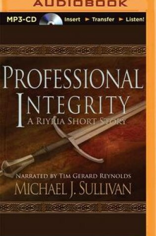 Cover of Professional Integrity
