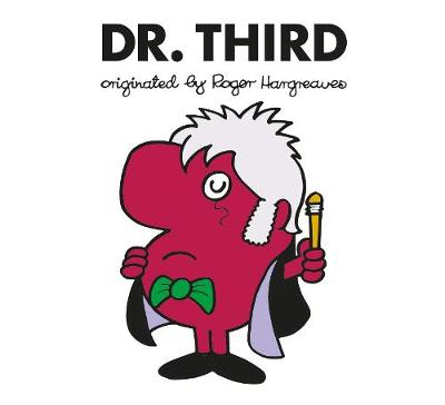Cover of Doctor Who: Dr. Third (Roger Hargreaves)