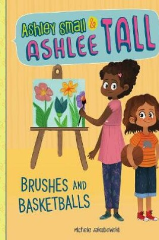 Cover of Brushes and Basketballs