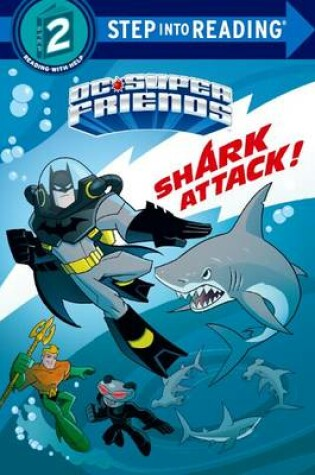 Cover of Shark Attack!