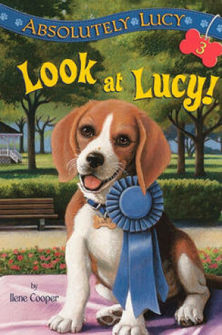 Cover of Look at Lucy!
