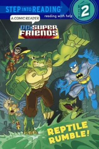 Cover of Reptile Rumble!