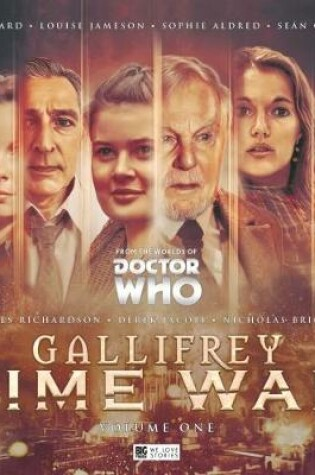 Cover of Gallifrey - Time War