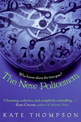 Cover of The New Policeman