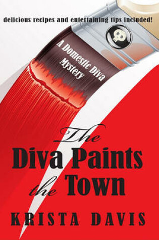 Cover of The Diva Paints the Town