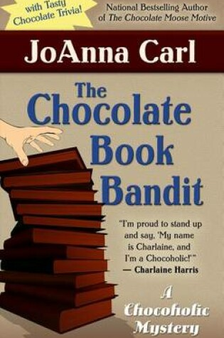 Cover of The Chocolate Book Bandit