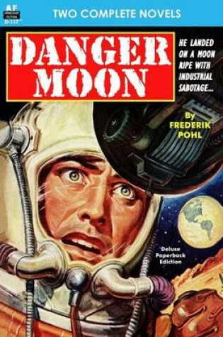Cover of Danger Moon & The Hidden Universe