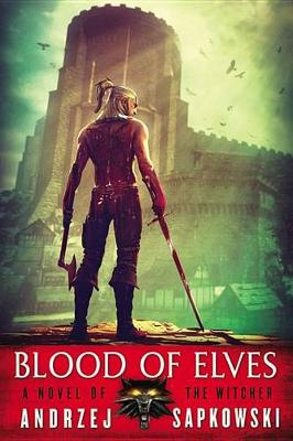 Cover of Blood of Elves