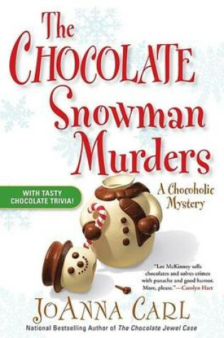 Cover of The Chocolate Snowman Murders