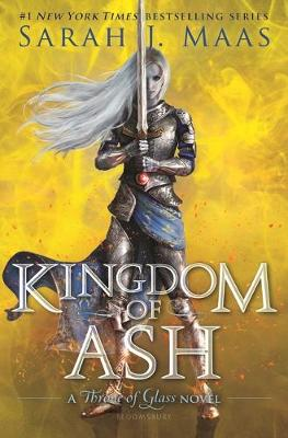 Book cover for Kingdom of Ash
