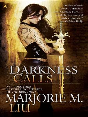 Cover of Darkness Calls
