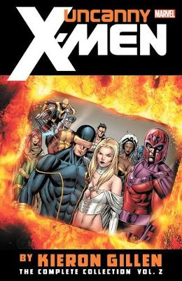Book cover for Uncanny X-men By Kieron Gillen: The Complete Collection Vol. 2