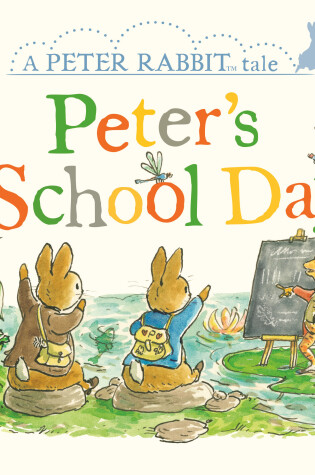 Cover of Peter's School Day
