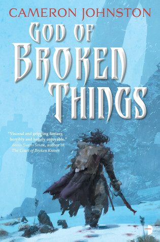 Cover of God of Broken Things