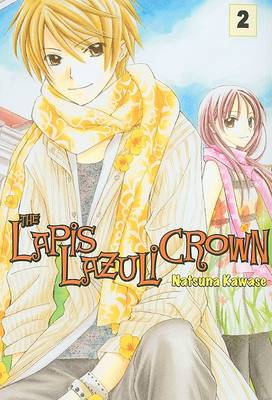 Cover of The Lapis Lazuli Crown, Volume 2