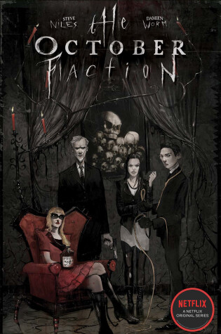 Cover of The October Faction, Vol. 1