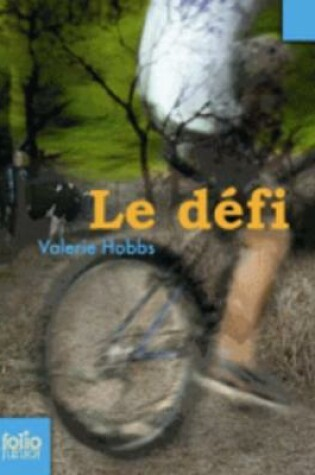Cover of Le defi