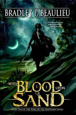 Cover of With Blood Upon the Sand