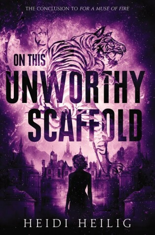 Cover of On This Unworthy Scaffold