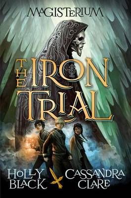Book cover for The Iron Trial