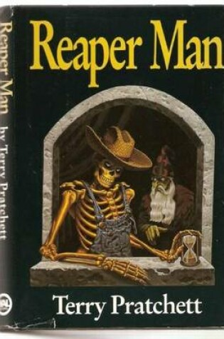 Cover of Reaper Man
