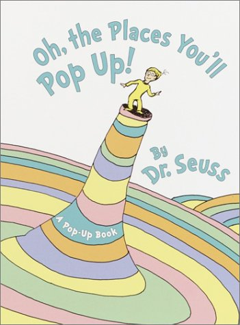 Cover of Oh, the Places You'll Pop-Up!