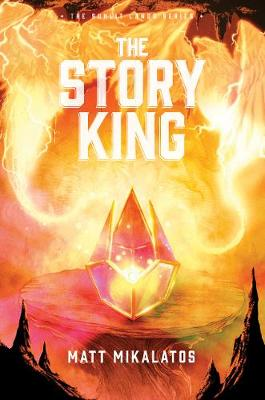 Cover of The Story King