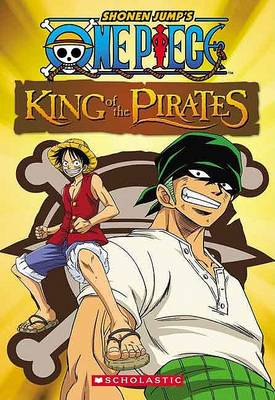 Cover of King of the Pirates