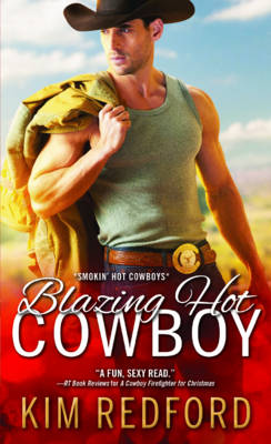 Cover of Blazing Hot Cowboy
