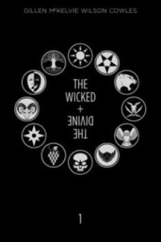 Cover of The Wicked + The Divine Deluxe Edition: Year One