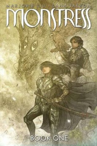 Cover of Monstress Book One