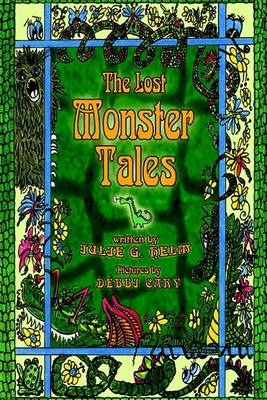Book cover for The Lost Monster Tales