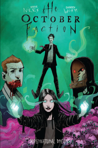 Cover of The October Faction, Vol. 5