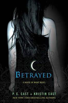 Book cover for Betrayed