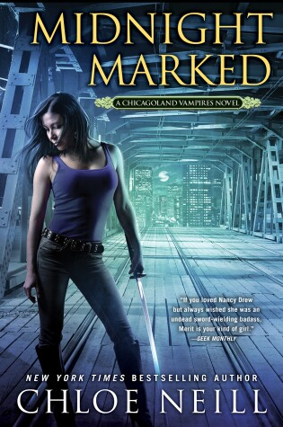 Cover of Midnight Marked