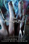 Book cover for The Midnight Heir