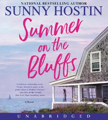 Book cover for Summer on the Bluffs CD