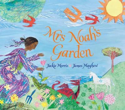 Cover of Mrs Noah's Garden