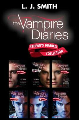 Cover of The Vampire Diaries: Stefan's Diaries Collection