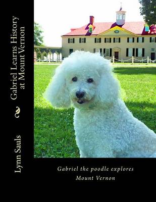 Cover of Gabriel Learns History at Mount Vernon