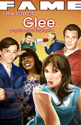 Cover of The Cast of Glee