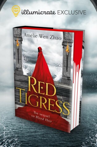 Cover of Red Tigress